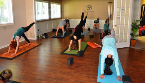 Seeking Solace Yoga Class in Overland Park